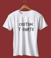 Rude T Shirts Crew Neck Short Sleeve Summer Design Your Own Personalized Print Your Own Design