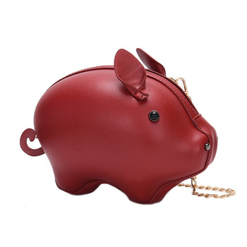 Piggy purse