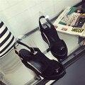 Римской новый женский сандалии с открытым носком толстой подошве обувь каблуки-платформа платформы сандалии женщин сандалии HSD04