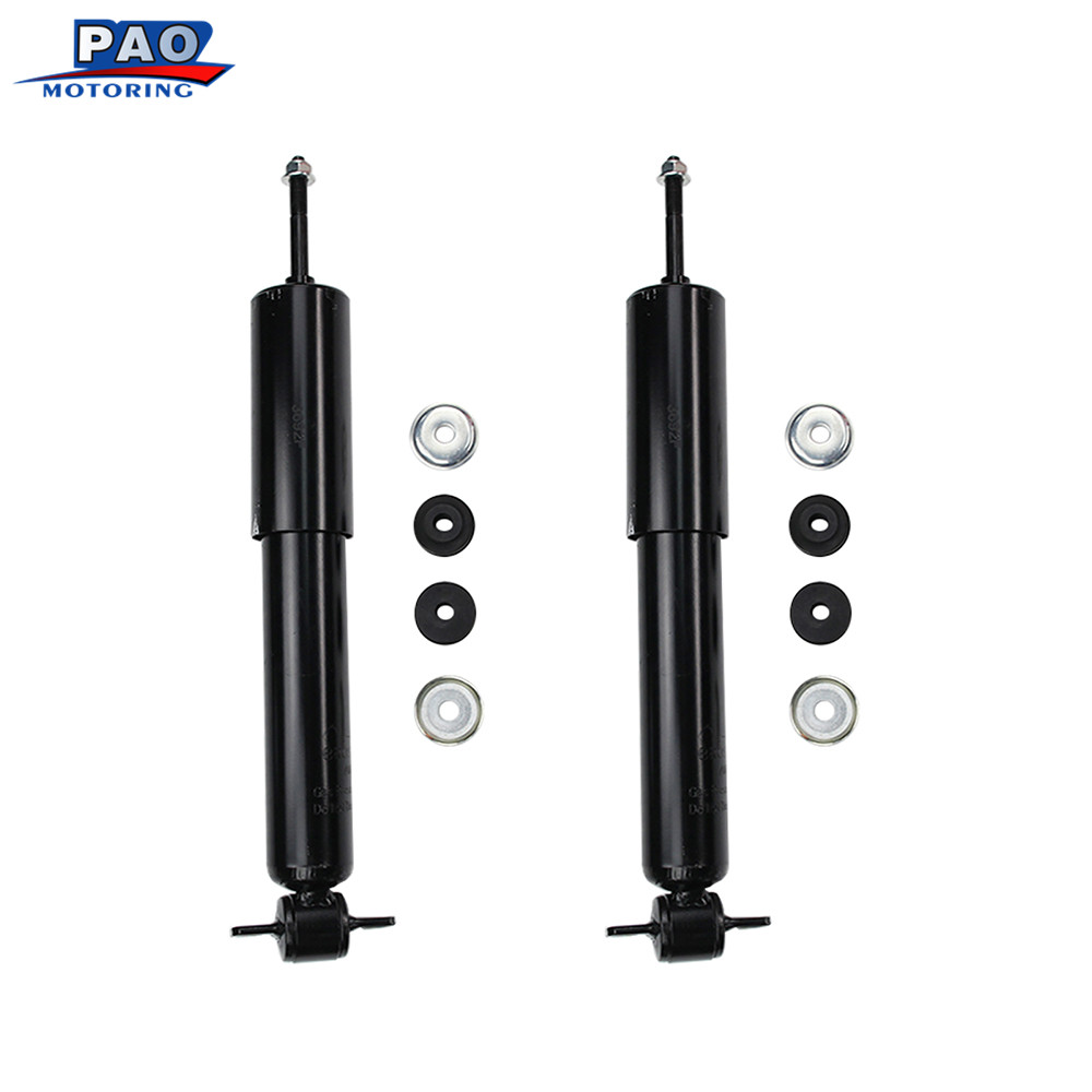 2PC New Front Strut Shock Absorber Left&Right For 98-11 Ford Ranger Pickup 2WD,97-94 Mazda Pickup 2WD B2300,B3000,B400 OEM 32330 ведра хозяйственные bradex ведро складное силиконовое