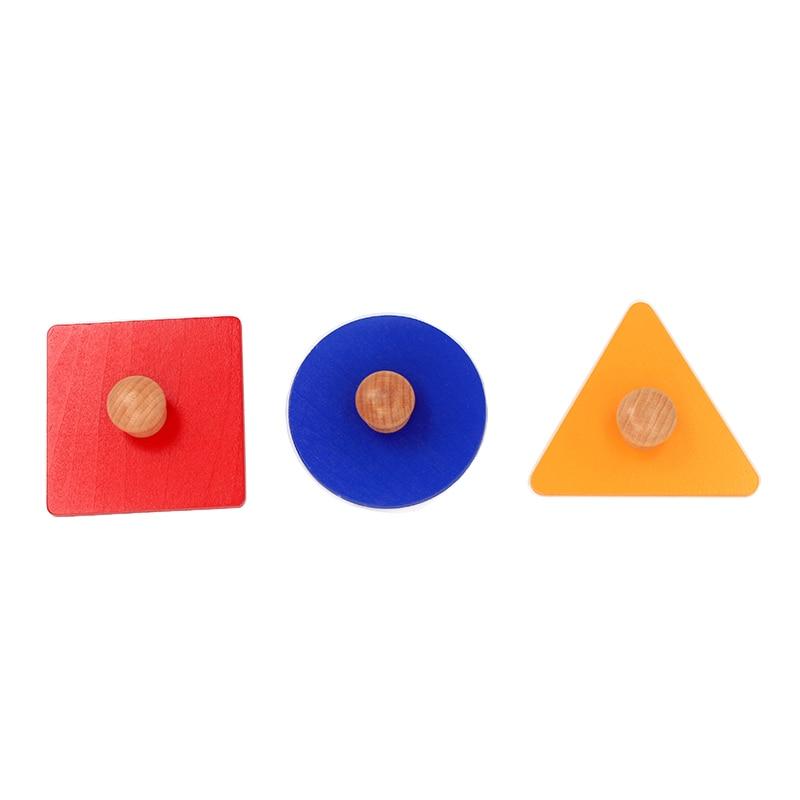Dental House Baby Montessori Materials Juguetes de madera Juguetes - Educación y entrenamiento - foto 5