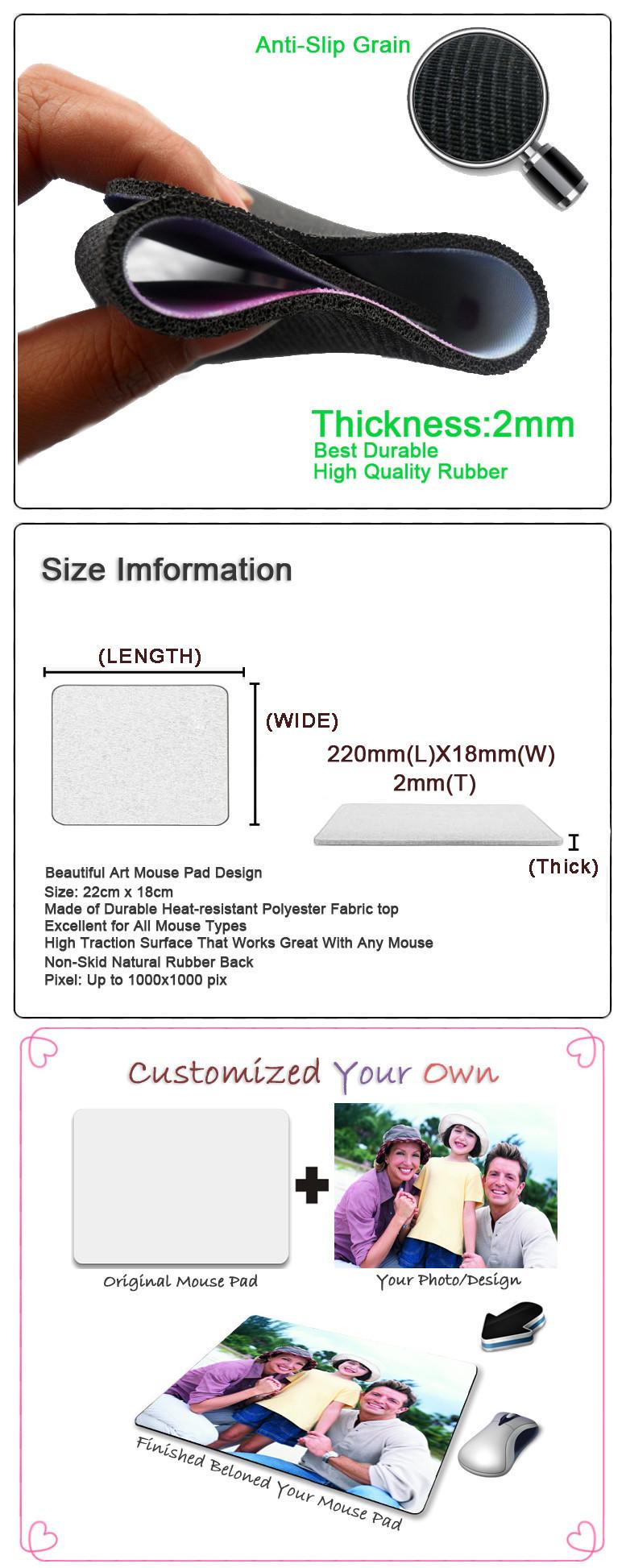 The Hobbit mouse mat