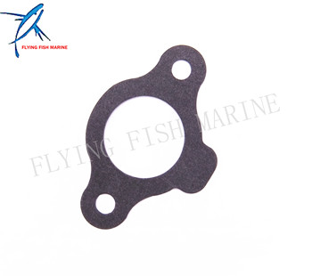 Boat Motor 66M-41133-00 Exhaust Manifold Gasket for Yamaha 4-Stroke F15 Outboard Engine image