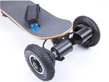 4 wheel fat big off-road boosted booster hoverboard electric skateboard hoverboard