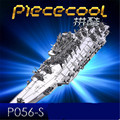 Piececool 3D Metal Puzzle, PLAN LIAO NING CV-16 P056-S Soldier Models, Educational & Learning Toys, Kids Toy / Brinquedos