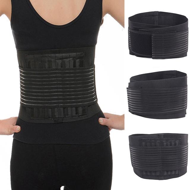 2016 Hot Corpo Shaper Magro Cintura Tummy Cinturão Belt Cincher Cintura Corset Underbust Controle Homem Trainer Cintura Banda Belly Slimming