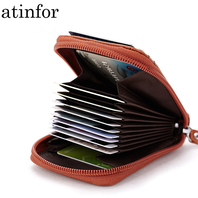Tracking Number Leather Small Credit Card Holders Wallet Card Case Holder OrganizerTracking Number Leather Small Credit Card Holders Wallet Card Case Holder Organizer