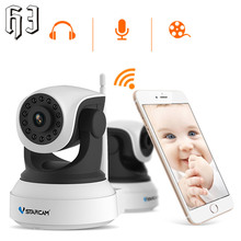 VStarcam C7824WIP Wireless 720P IP Camera Wifi IR-Cut Night Vision Recording Security Surveillance Network Indoor Baby Monitor