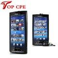 """X10i original sony ericsson xperia x10 teléfono celular 4.0 """"pantalla táctil android 3g gps wifi de la cámara 8mp envío gratuito"""
