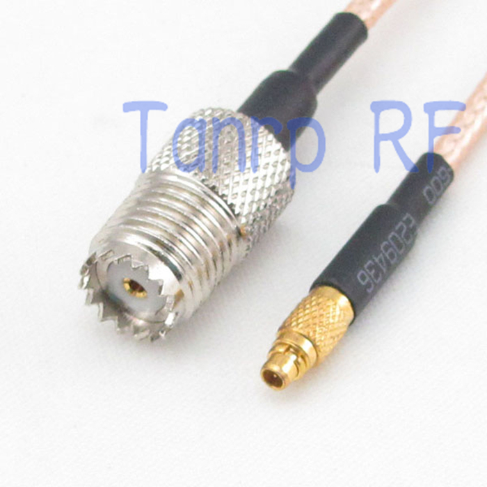 50CM Pigtail coaxial jumper cable RG316 extension cord 20in MMCX male plug to mini UHF female SO239 jack RF adapter connector tennyson poems