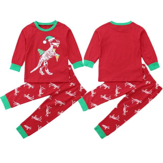 6b5eb0f7d94b 2018 Emmababy New Toddler Kid Baby Girl Boy Christmas Pizza Dinosaur ...