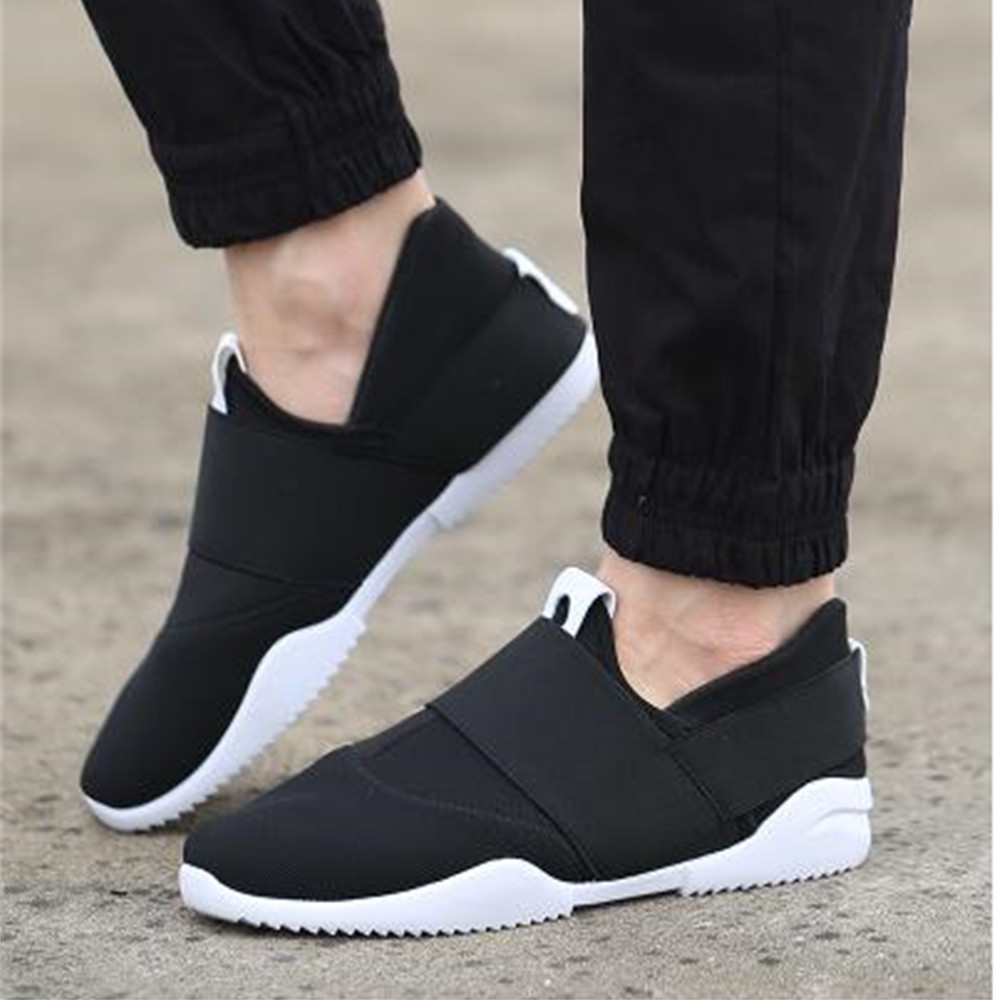 c34c5a85dc17 2017 Fashion New Shoes Men Luxury Youth Boys Fashion Shoes good quality  Breathable Mens Casual Shoes Hot Sale