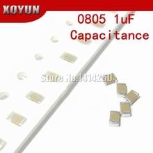 100pcs 0805 1nf 1000pf 102K 102 100V X7R Error 10% SMD Ceramic Capacitor MLCC