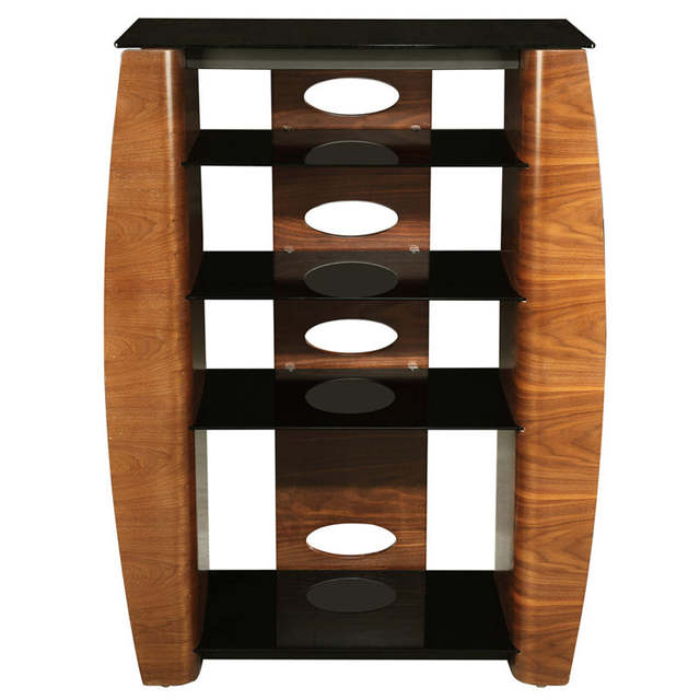 Ikea Shelving Shelf Separators Song Agile Wood Minimalist Modern