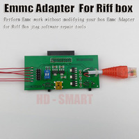 2017 New Perform EMMC Work Without Modifying Your Box EMMC Adapter For Riff BOX Jtag Software