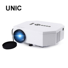 Оригинал UNIC UC30 1080 P HD Домашний Кинотеатр Кино 3D HDMI USB Цифровой Мультимедийный LCD LED Мини-Проектор projetor Дешевле, Чем UC46