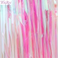 FENGRISE 30pcs 30mmx120cm Pull Bows Large Ribbon New Year Christmas Decor DIY Gift Packaging Ribbons Party Christmas Gift Decor