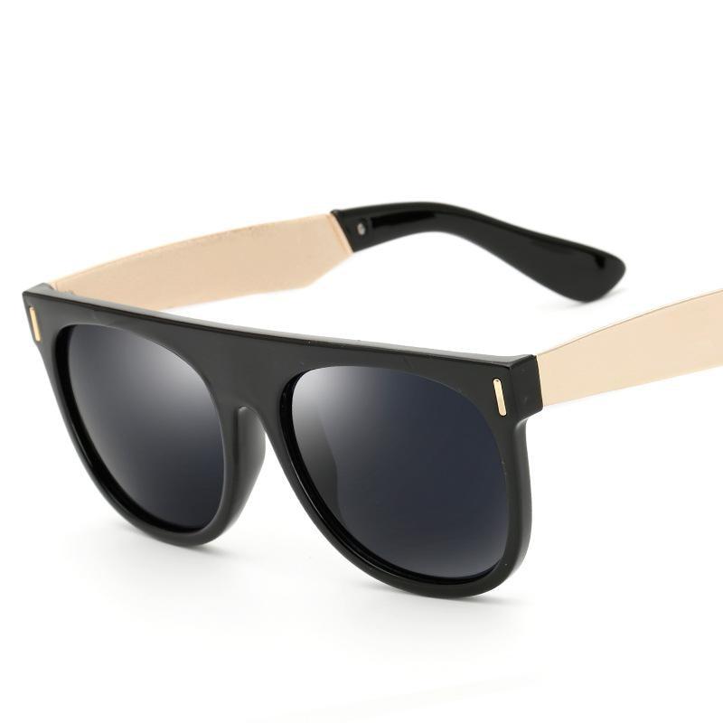 384c94b563b35 New moda óculos de sol das mulheres do vintage marca de luxo designer  homens óculos de
