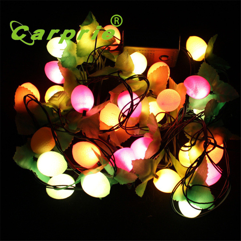 2017 Super 118 Inch LED Photo Clip Light String Christmas Wedding Festival Decorative Light EU plug 170104