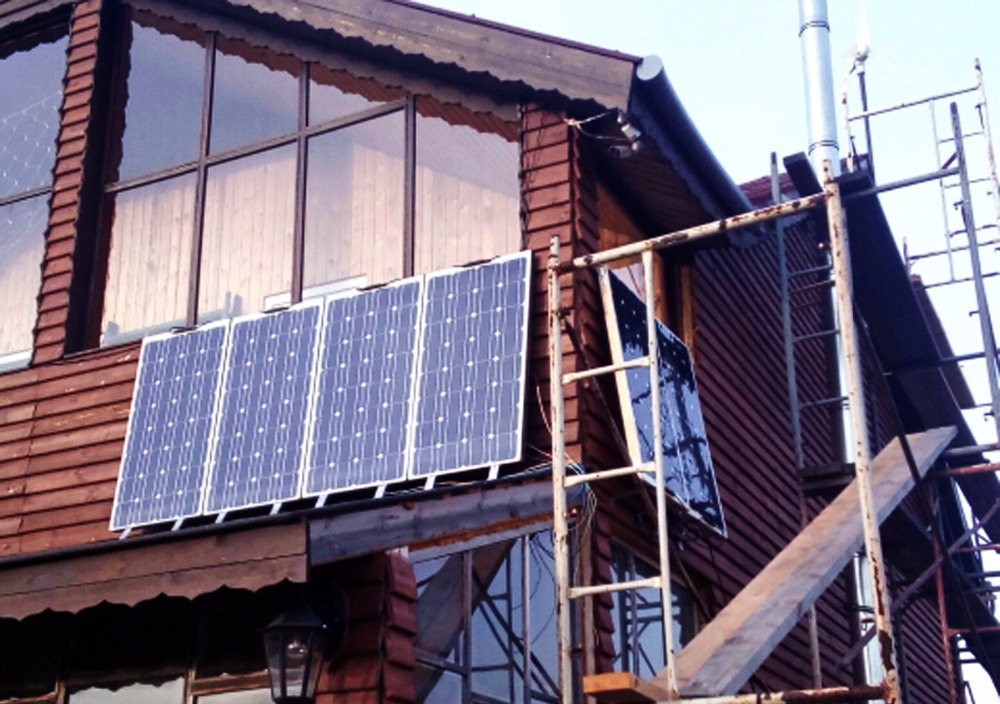 Boguang 400 W solar panel solar sistema kit DIY 100 W Módulo 12 V/24 V/40A MPPT controlador de cable tipo Y MC4 cargador adaptador de corriente - 5