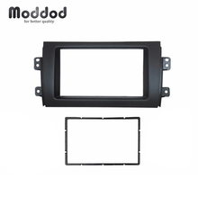 For SUZUK SX4 Double Din Fascia Radio DVD Stereo Panel Dash Mounting Installation Trim Kit Frame Bezel все цены