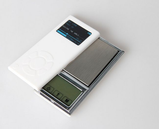 Ekran dotykowy Cyfrowa kieszeń CR2032 o wadze 100x0.01 Gram Carat - Przyrządy pomiarowe - Zdjęcie 2