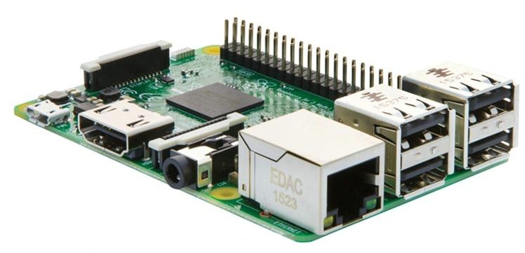 Raspberry Pi 3 Model B RPI 3 with 1GB RAM 1 2GHz Quad Core ARM Cortex