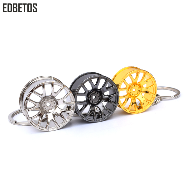 东莞轮 Car Wheel Rim Keychain 2