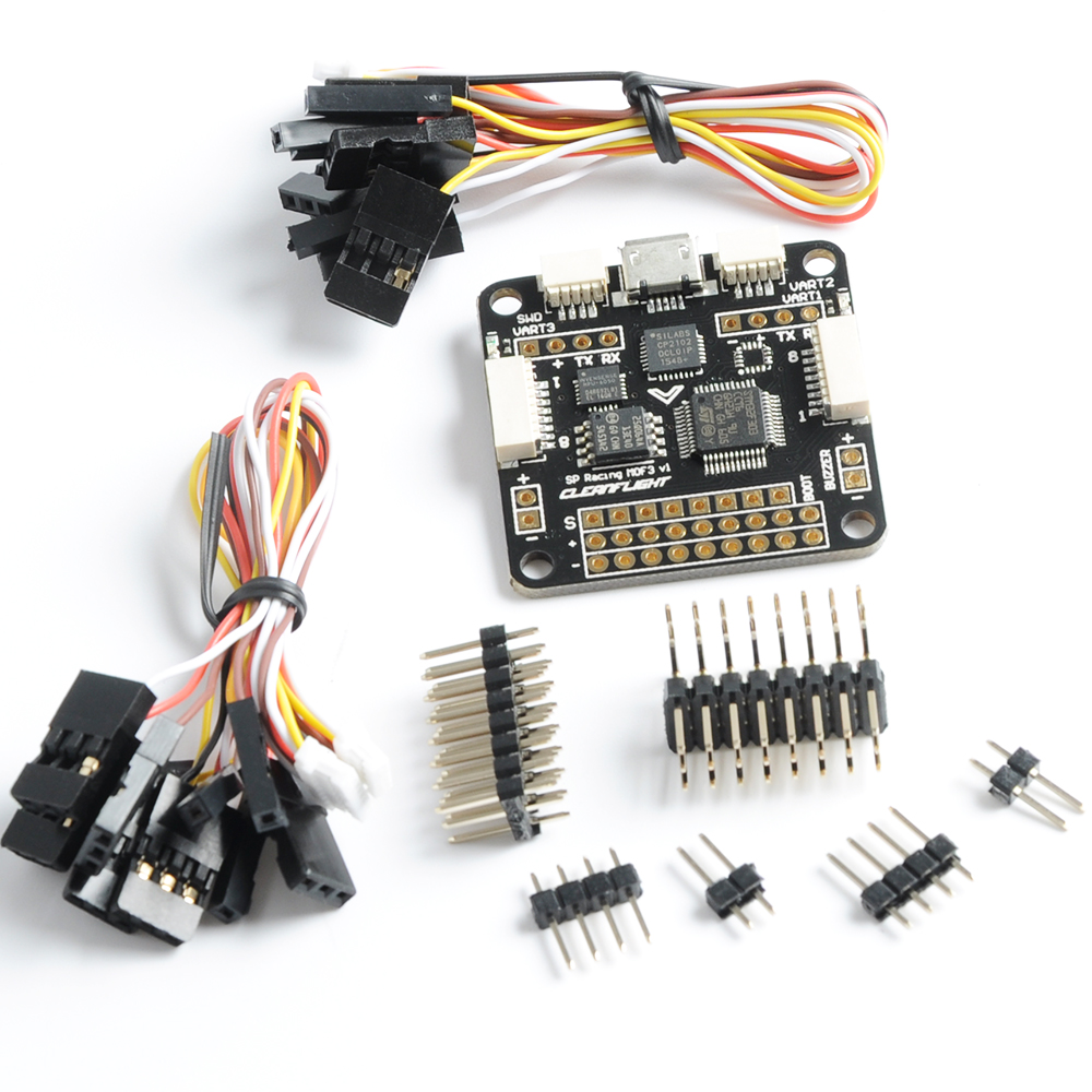 Sp Racing F3 Flight Controller Acro DELUXE MOF3 V1 Cleanflight for RC Fpv Racing Drones Quadcopter Camera Drone rc helicopters toys spracing f3 acrd acro sp3 racing f3 flight controller board aircraft fpv quadcopter speed control for ocday