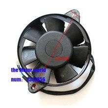 Масляный охладитель воды кулер 162 мм электрический вентилятор для охлаждения радиатора для 200 250 cc ATV Quad Go Kart Багги Байк мотоцикл