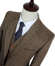 Мужской костюм slim fit 3