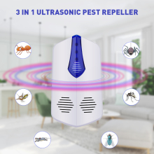 3-in-1 Multifunctional Ultrasonic Simulated Bionic Frequency