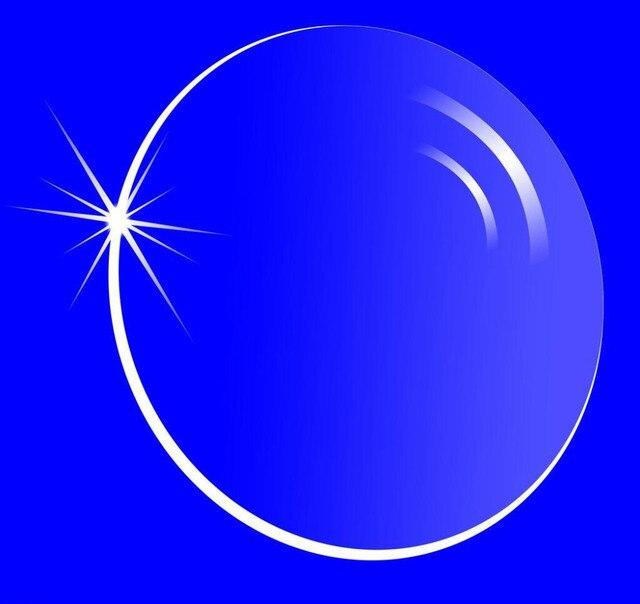 Рецепт Линзы Анти Ультрафиолетового Излучения Единое Видение Линзы для Близорукости/Дальнозоркости Асферические линзы