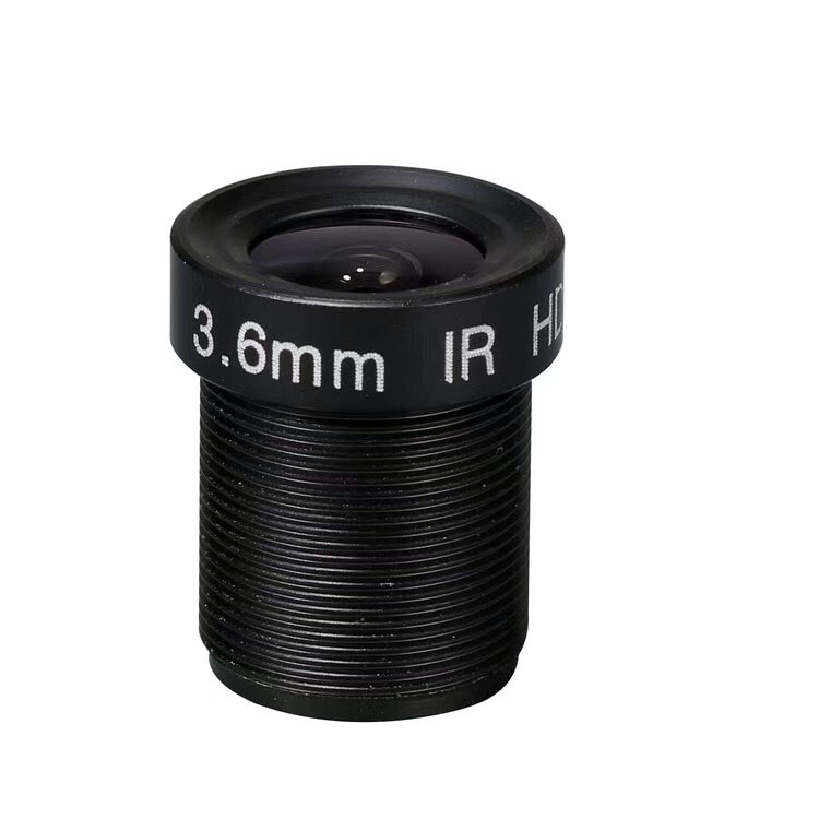 HD 2MP Camera Cctv Lens 3.6mm M12 mount 90 degree wide angle 1/2. 7MTV lens sensor For Use IP / AHD / CCTV camera free shipping hd m12 3 7mm mini pinhole cctv lens for cctv video surveillance camera ccd cmos ipc ahd ip cctv camera diy module free shipping