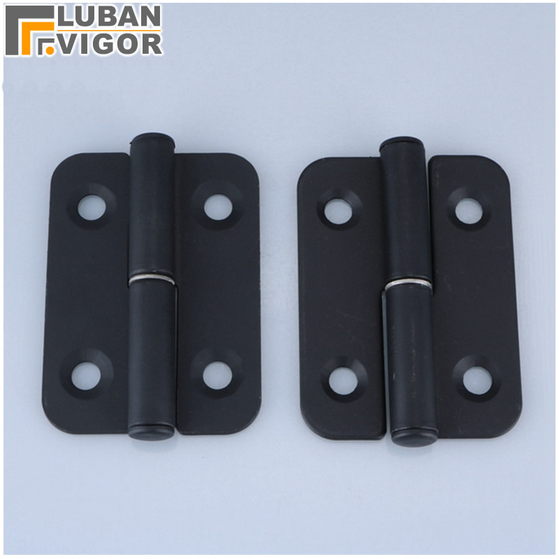 CL601 black Industrial machinery and equipment Loaded hinges,Mounted type Detachable hinge, Removable,industrial hinge [haotian vegetarian] antique chinese brass coat detachable door hinge hinge small 9cm