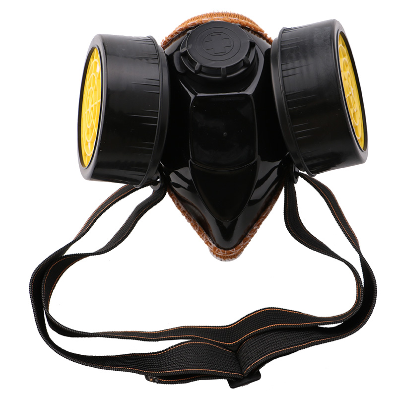High Quality respirator Anti Dust Paint Respirator Mask Chemical Gas protection Mask Glasses half face Mask FC respirator industrial gas chemical anti dust paint respirator protection mask glasses half face mask goggles set lcc