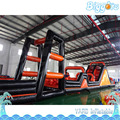 Outdoor Inflatable Obstacle Course Equipment Fun Game with A form for Sale