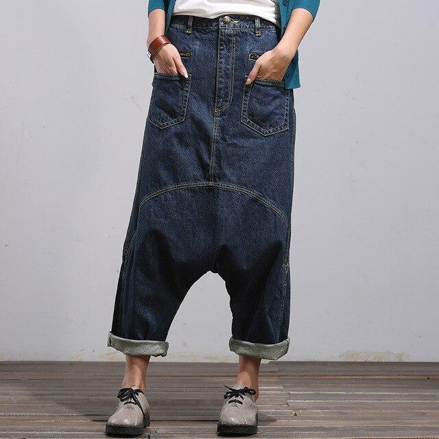 harem jeans dames