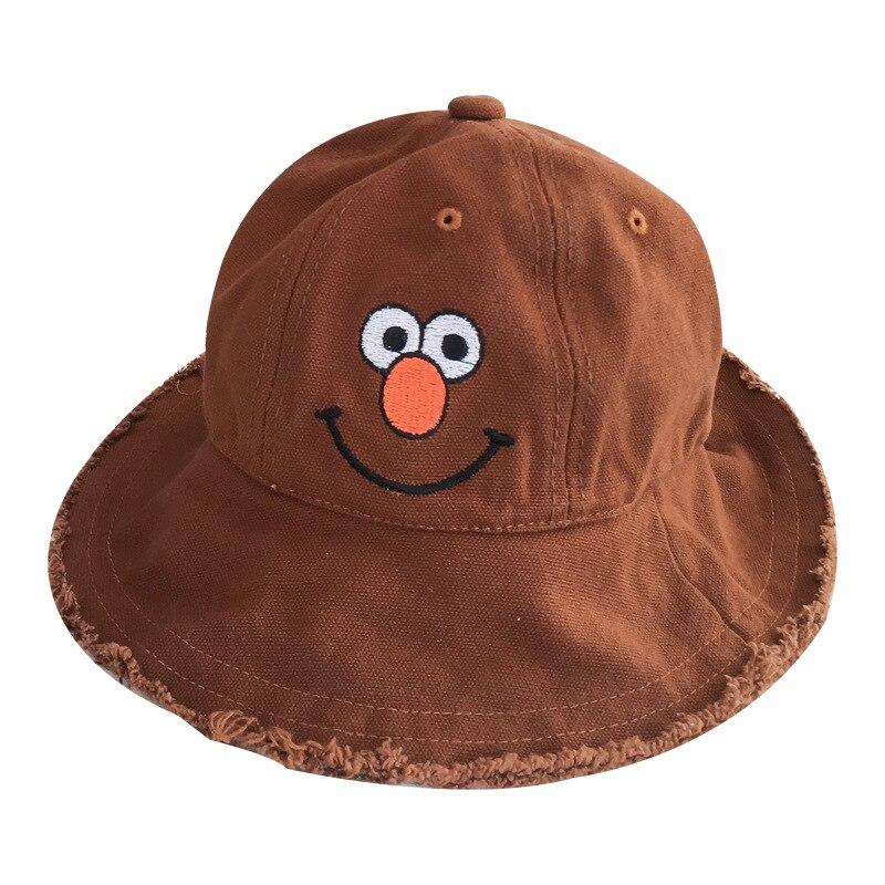 Baby Cotton Hat Toddler Cartoon Embroidered Cap Children\'s Outdoor ...