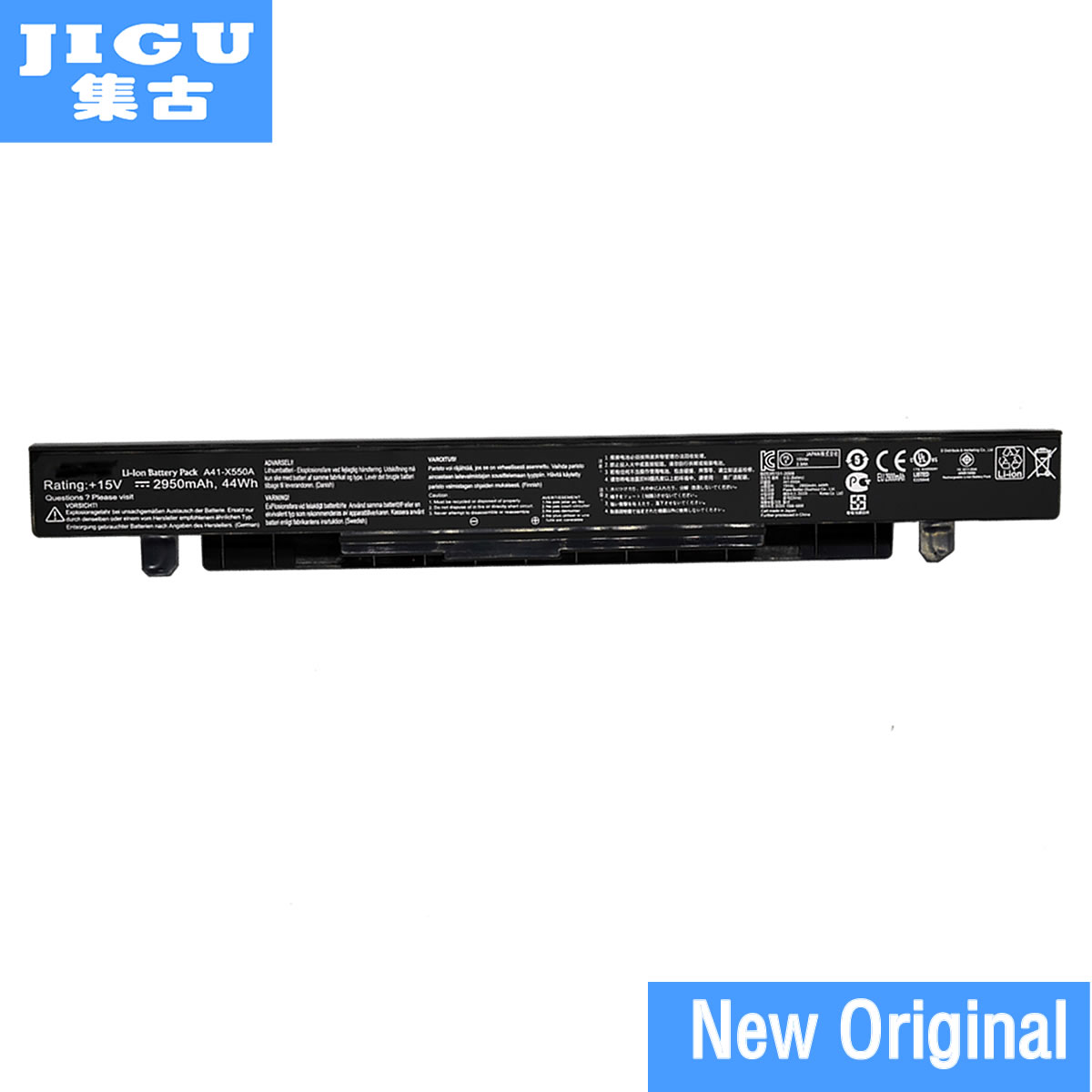 JIGU Original Laptop battery For ASUS A41-X550A A41-X550 A450 A450C A450CA X450 X450LC X450VB X450VC X550 X550C X550CA Series jigu laptop battery a41 x550a a41 x550 for asus a450l a450c x550c x550b x550v x550d page 2