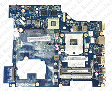 цена на LA-6753P for Lenovo G570 laptop motherboard intel HM65 DDR3 Free Shipping 100% test ok