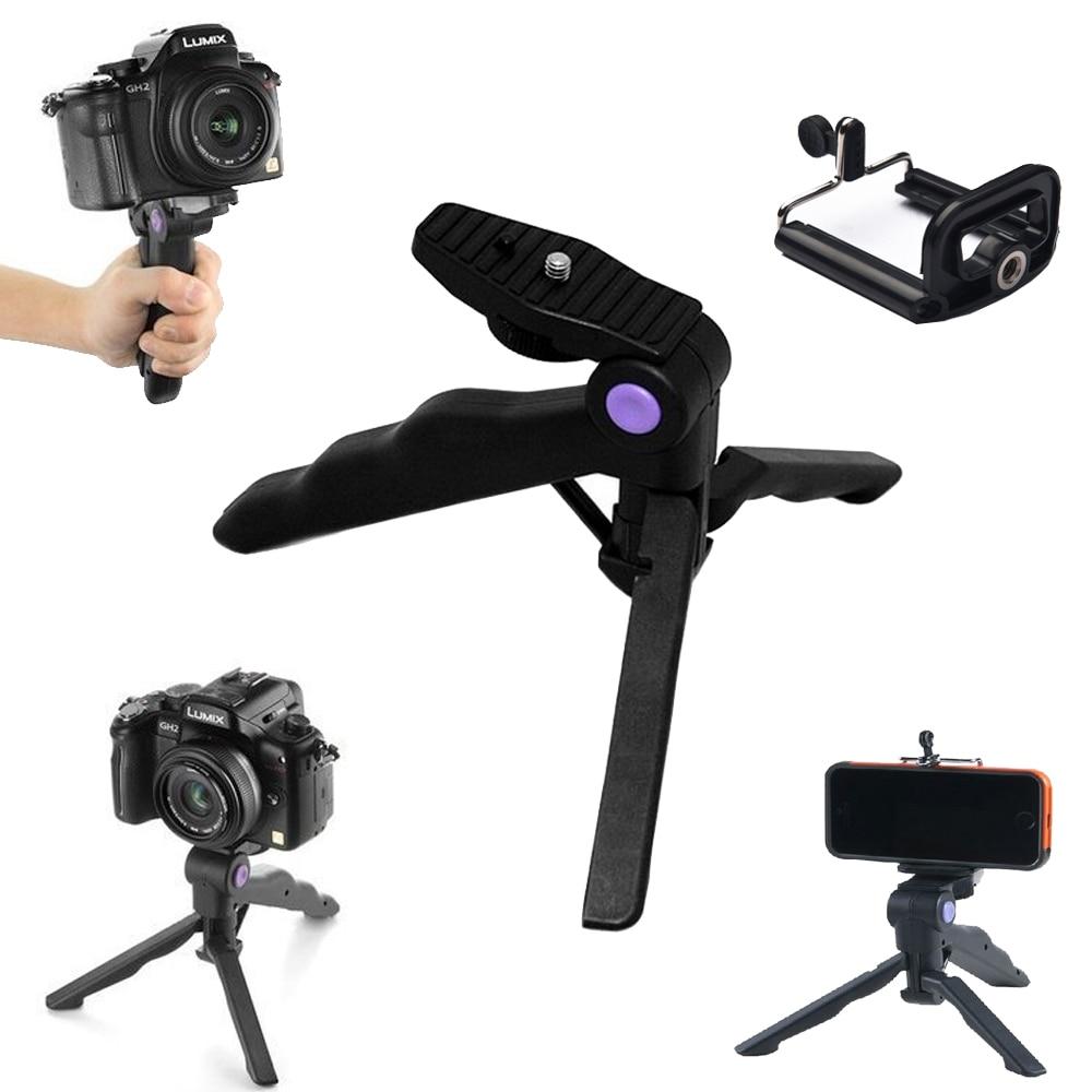 Portable Mini Flexible Camera Table Stand Tripod ...
