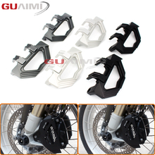 цена на For BMW R1200GS LC/Adv 13-16, R1200R R1200RS S1000XR 15-16 Motorcycle Front Left & Right Brake Caliper Cover Guard