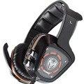 Juego de auriculares 7.1 de vibración de sonido bass stereo headset auriculares usb con micrófono micrófono para pc ordenador portátil marca somic