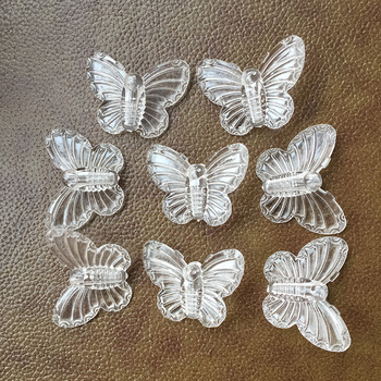 wholesale hard plastic Butterfly for Starry LED String Light for Christmas Party Decor Living Room Decor