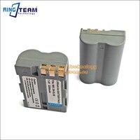 2Pcs Lot ENEL3E EN EL3E Battery For Nikon D300 D300S D200 D100 D700 D90 D80 D70