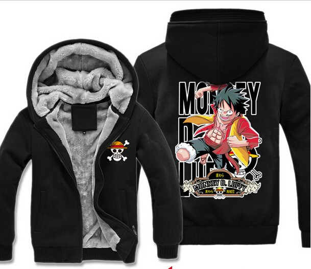 Luffy Hoodie