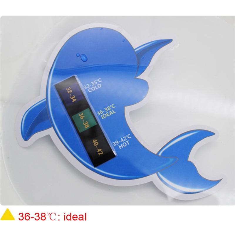Mutter & Kinder Babypflege Mutig 2 Teil/satz Babywanne Float Spaß Thermometer Delphin Dusche Karte Heiße Und Kalte Temperatur Testkarte Ohne RüCkgabe