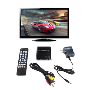 US Plug Mini HDMI Media Player