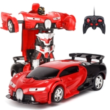 2 In 1 RC Car Sports Car